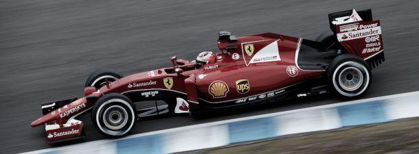 F1, Test Jerez Day 4. Fulmine Ferrari