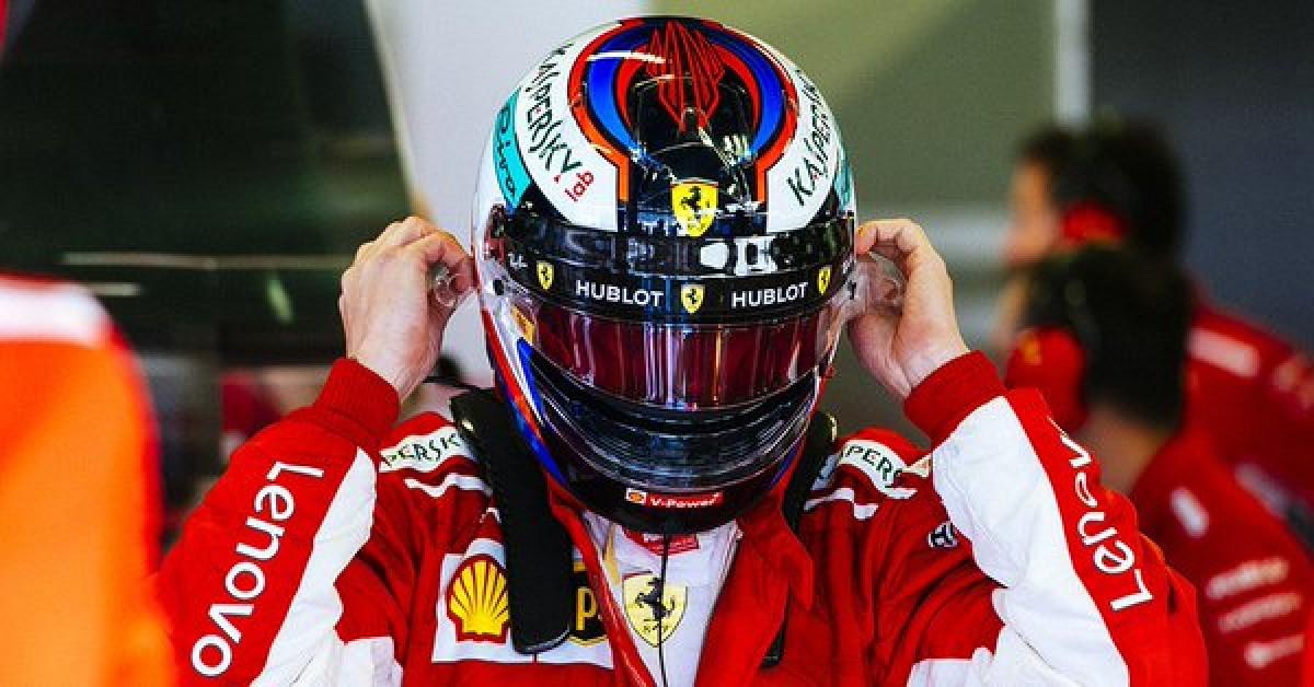 """Formula 1 - Raikkonen sul suo futuro: """"Ancora in Ferrari? Non posso deciderlo io"""""""