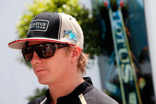 """Räikkönen: """"El segundo puesto está bien, aunque las expectativas eran mayores"""""""