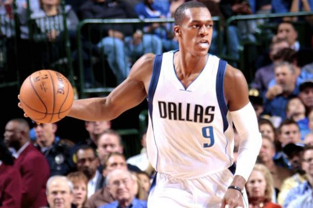 Dallas Mavericks Win, 99-93, Over San Antonio Spurs In Rajon Rondo's Debut
