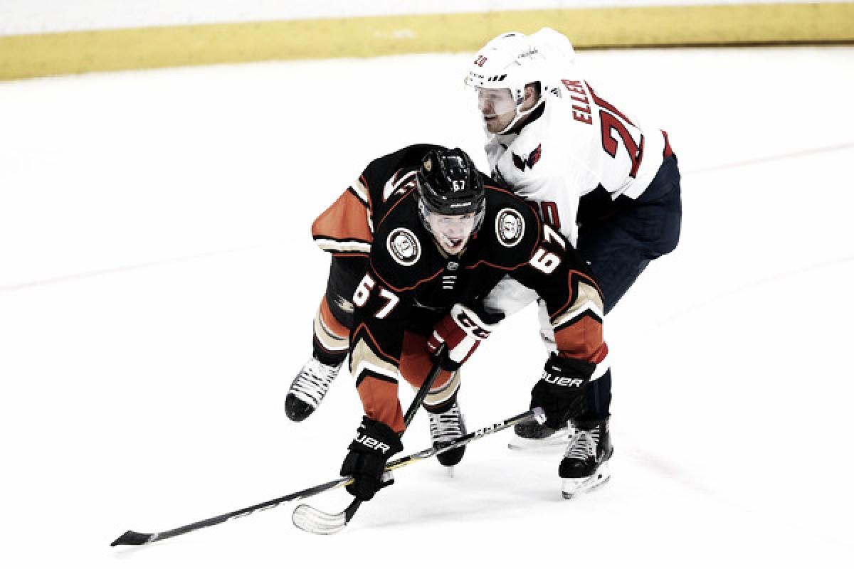 Rickard Rakell: Anaheim Ducks' sniper among league's deadliest shooters