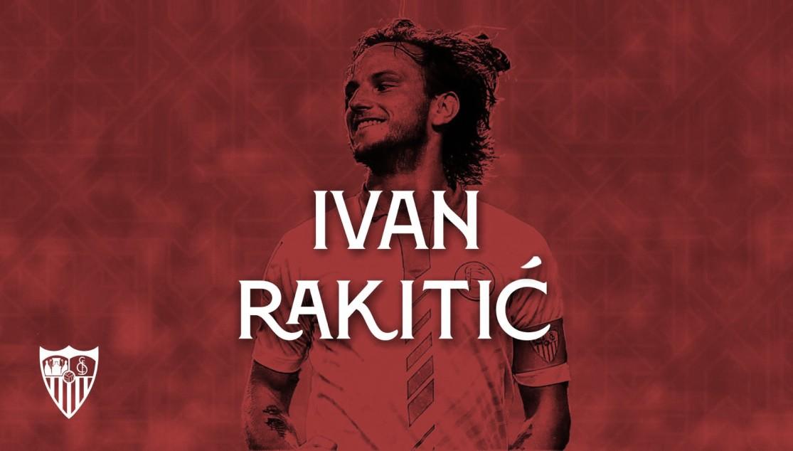 O bom filho a casa torna: Sevilla anuncia retorno do meia Rakitic para próxima temporada