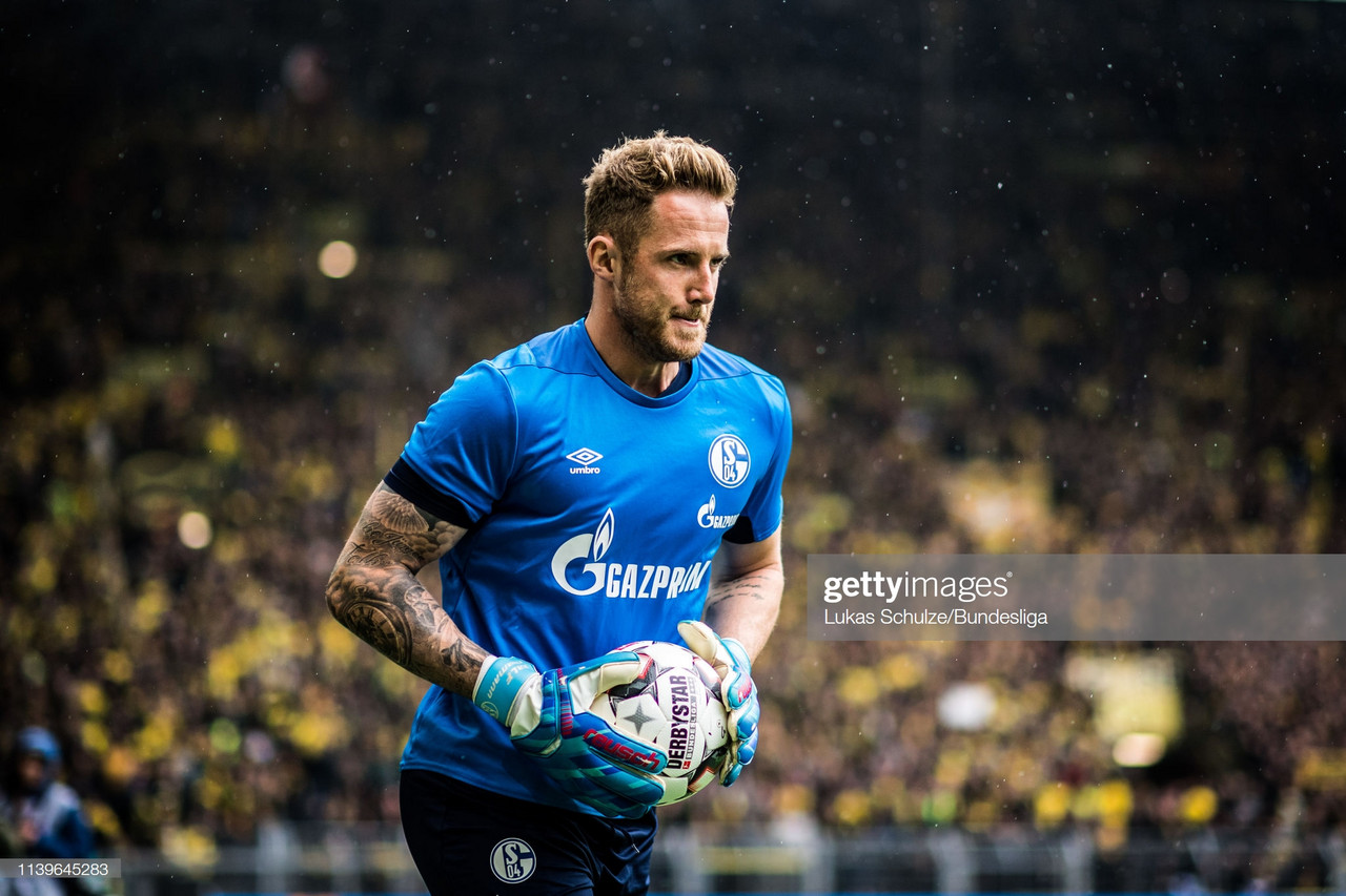 Starter or squad player? The Ralf Fahrmann dilemma