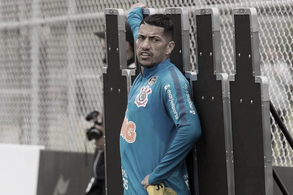 Ralf sofre lesão e desfalca o Corinthians por um mês