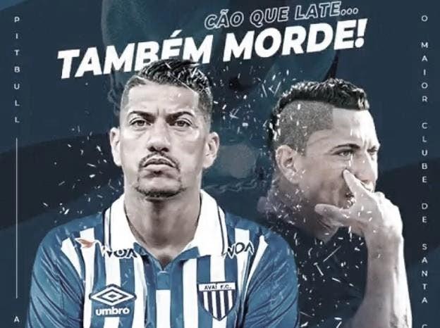 Avaí confirma contratação de Ralf, ex-Corinthians