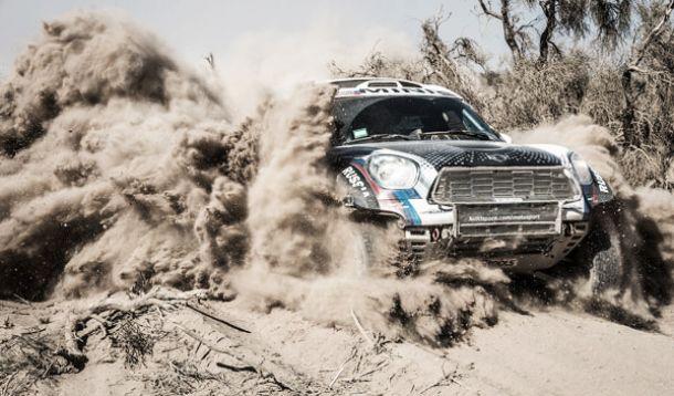 Recorrido del Dakar 2015: el bucle de Buenos Aires