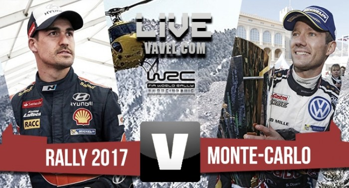Resumen Rally Monte-Carlo en WRC 2017