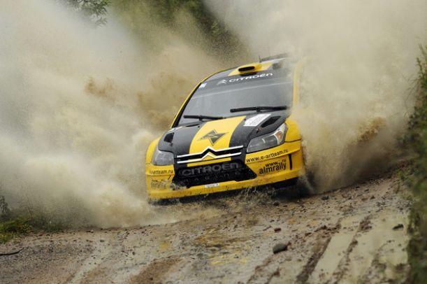 WRC: 13 rallyes avec la Pologne