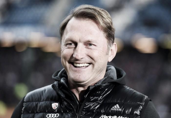 Técnico do Ingolstadt, Ralph Hasenhüttl acerta com RB Leipzig para temporada 2016/17