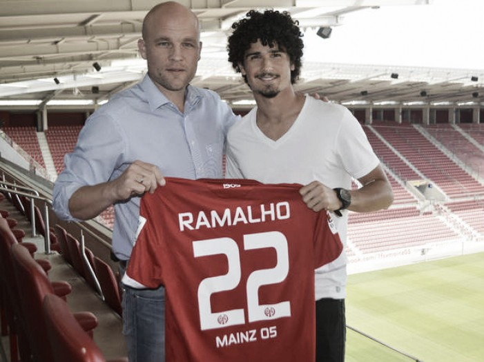Andre Ramalho joins Mainz in season-long loan deal