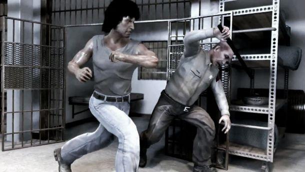 Desvelada la lista de logros de Rambo