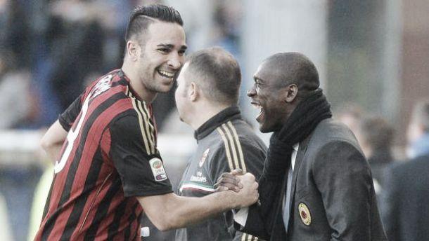 Milan vence a Sampdoria por 2 a 0 no Luigi Ferraris