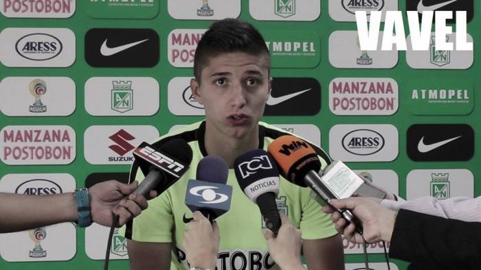 """Juan Pablo Ramírez: """"El equipo está muy motivado"""""""