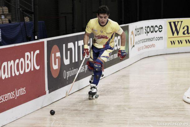 Victoria colombiana en el Mundial de Hockey sobre Patines