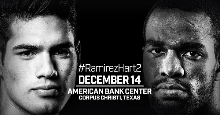 Ramírez - Hart II, en diciembre