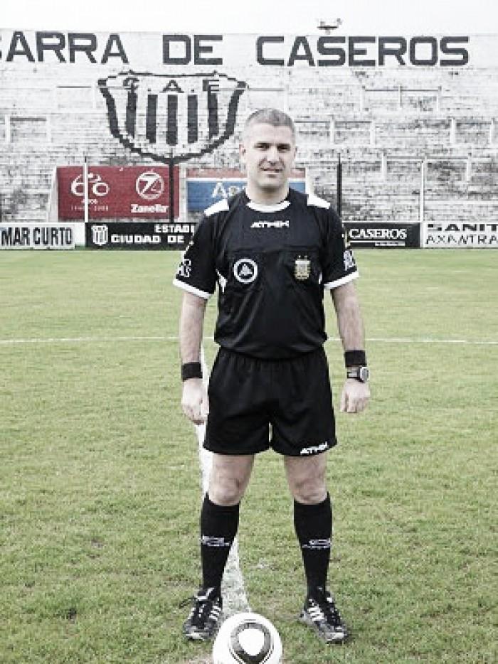 Primera vez para Ramiro López