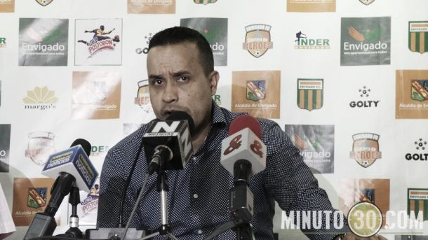 "Ramiro Ruiz:""Queremos hacer un proyecto que podamos cumplir"""