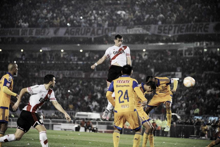 Todas las finales de River en Libertadores