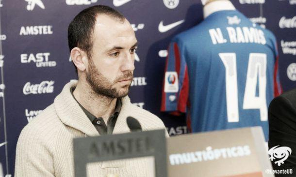 Ramis podrá jugar frente al Rayo Vallecano