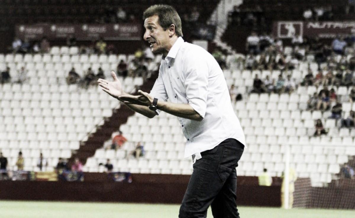 Táctica y formación Albacete Balompié 2018/2019: la polivalencia en ataque de Luis Miguel Ramis