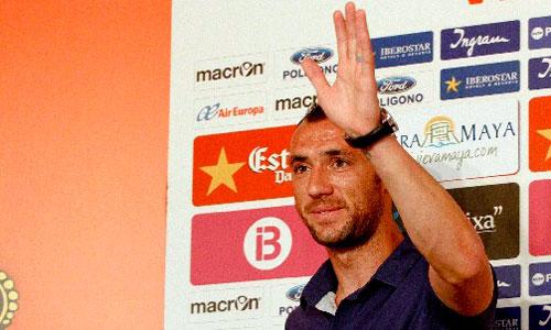 """Ramis se despide: """"Me hace mucha ilusión poderme retirar en el Mallorca"""""""