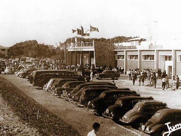 Estadio Ramón de Carranza, 60 años de cadismo