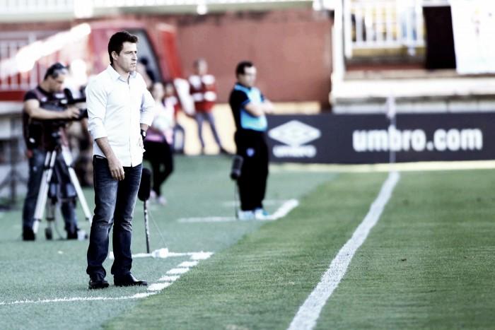 Técnico Ramon lamenta falta de gols após empate do Joinville diante do Paysandu
