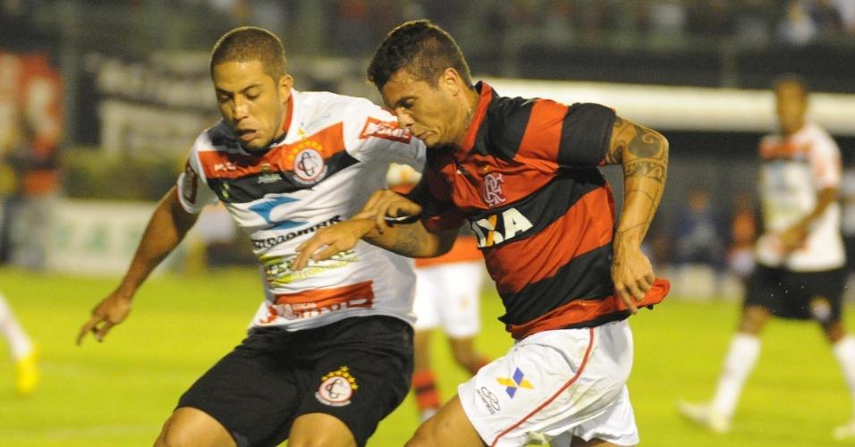 Flamengo vence novamente o Campinense e avança na Copa do Brasil