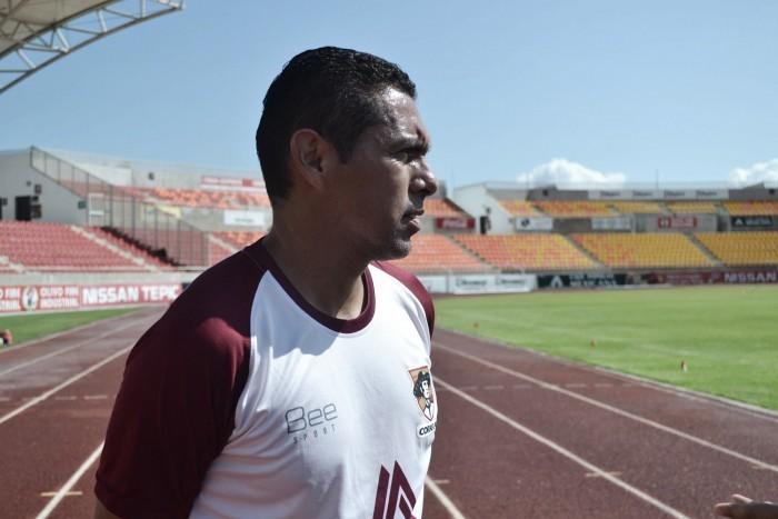 Ramón Morales, conforme con el esfuerzo