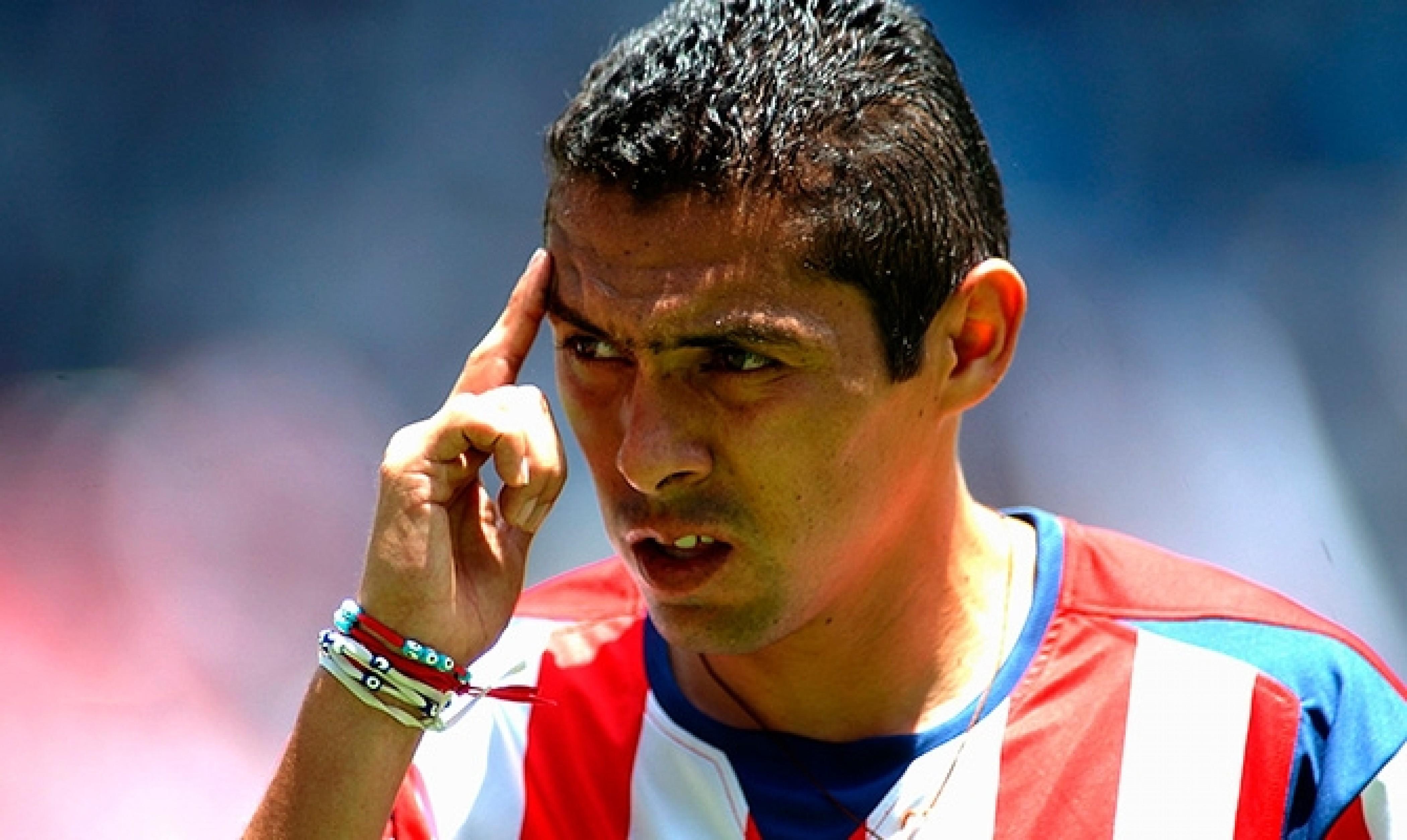 Ramón Morales, con pasado rayado antes de llegar a Chivas