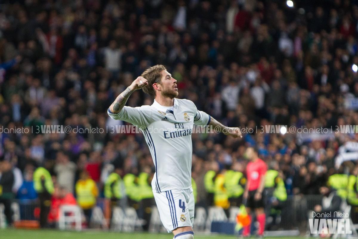Ramos entra en escena en el nuevo Madrid de Lopetegui