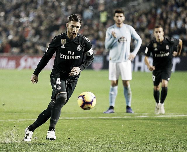 Sergio Ramos, pieza clave en LaLiga