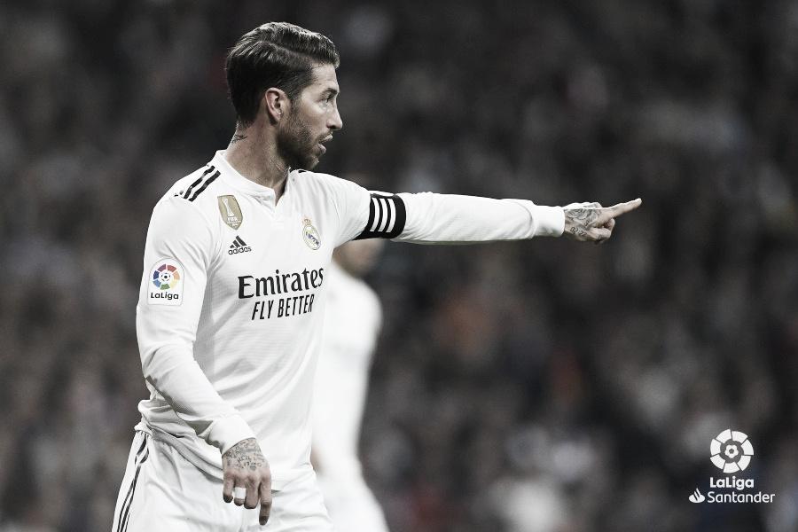 """Sergio Ramos: """"Vamos a seguir peleando hasta el final porque todo es posible"""""""