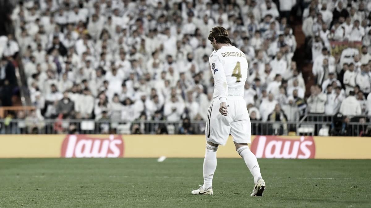 La gran pesadilla del Madrid: Jugar sin Ramos frente al City