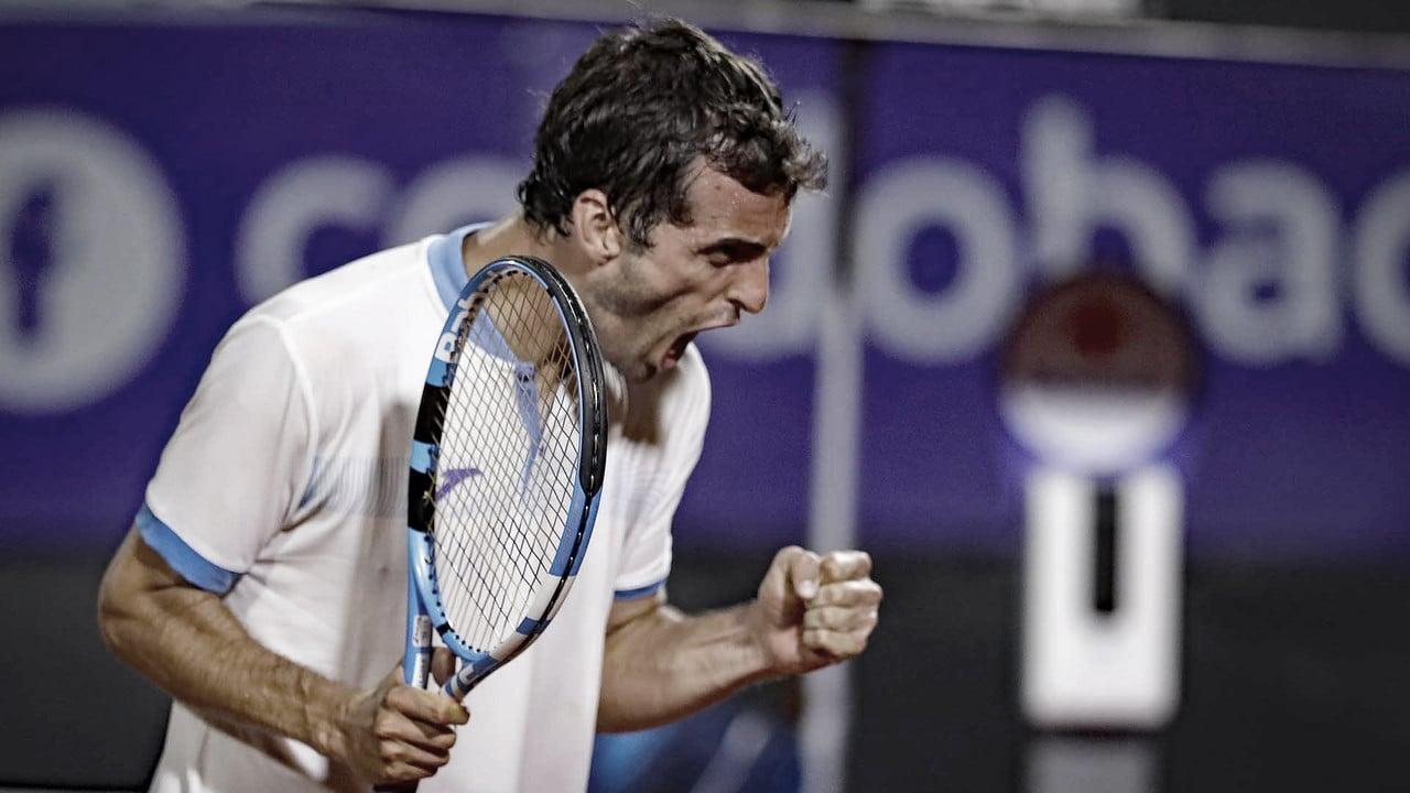 Ramos-Viñolas estraga festa argentina e eliminaSchwartzman no ATP 250 de Córdoba