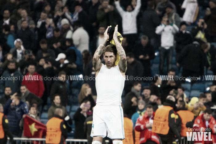 Sergio Ramos sigue haciendo historia con el Real Madrid
