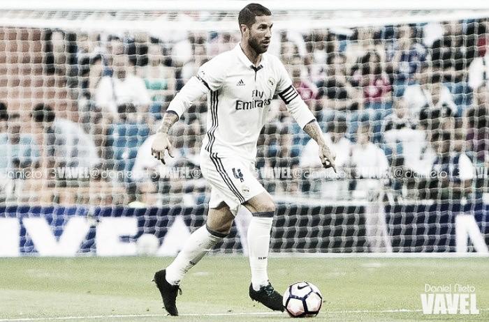 """Sergio Ramos: """"El trabajo te acaba dando la r ..."""