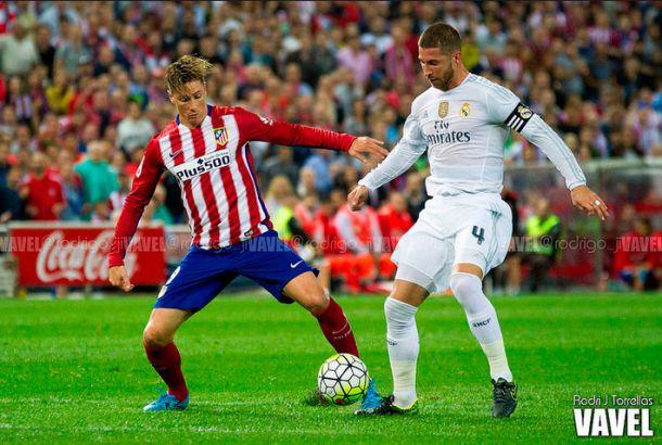 Ramos cumple 450 partidos con el Real Madrid