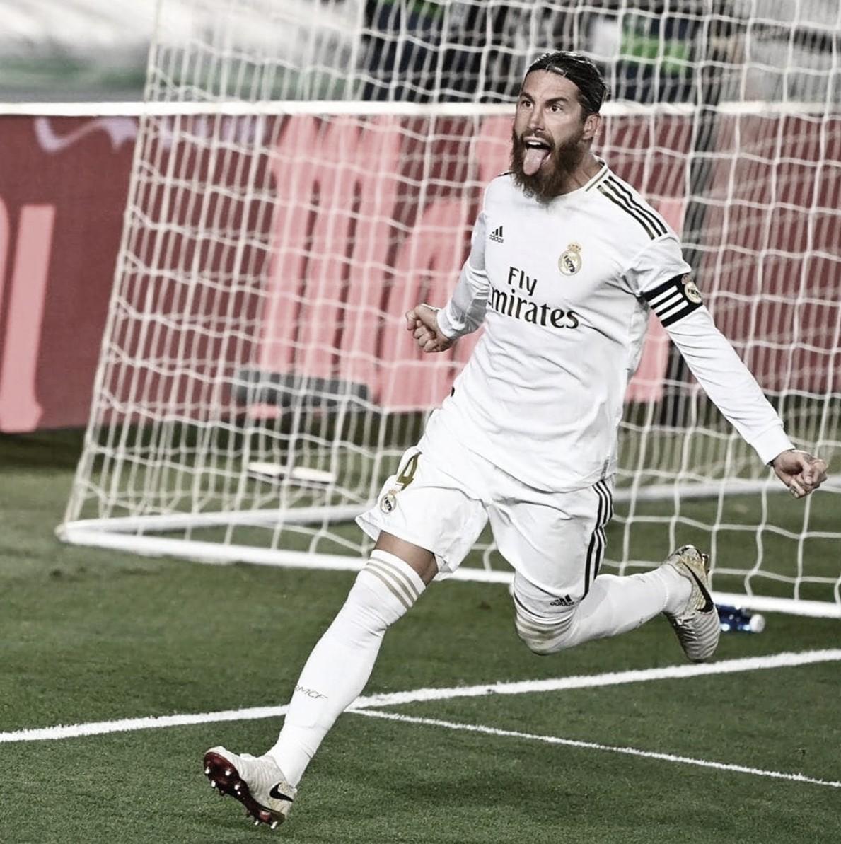 Sergio Ramos, el defensor con alma de delantero