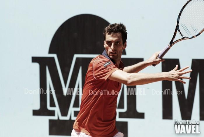 ATP Anversa: Caruso sfiora l'impresa, Edmund scherza Ramos