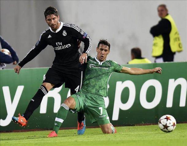 """Ramos: """"En Champions cualquier equipo lo pone difícil"""""""