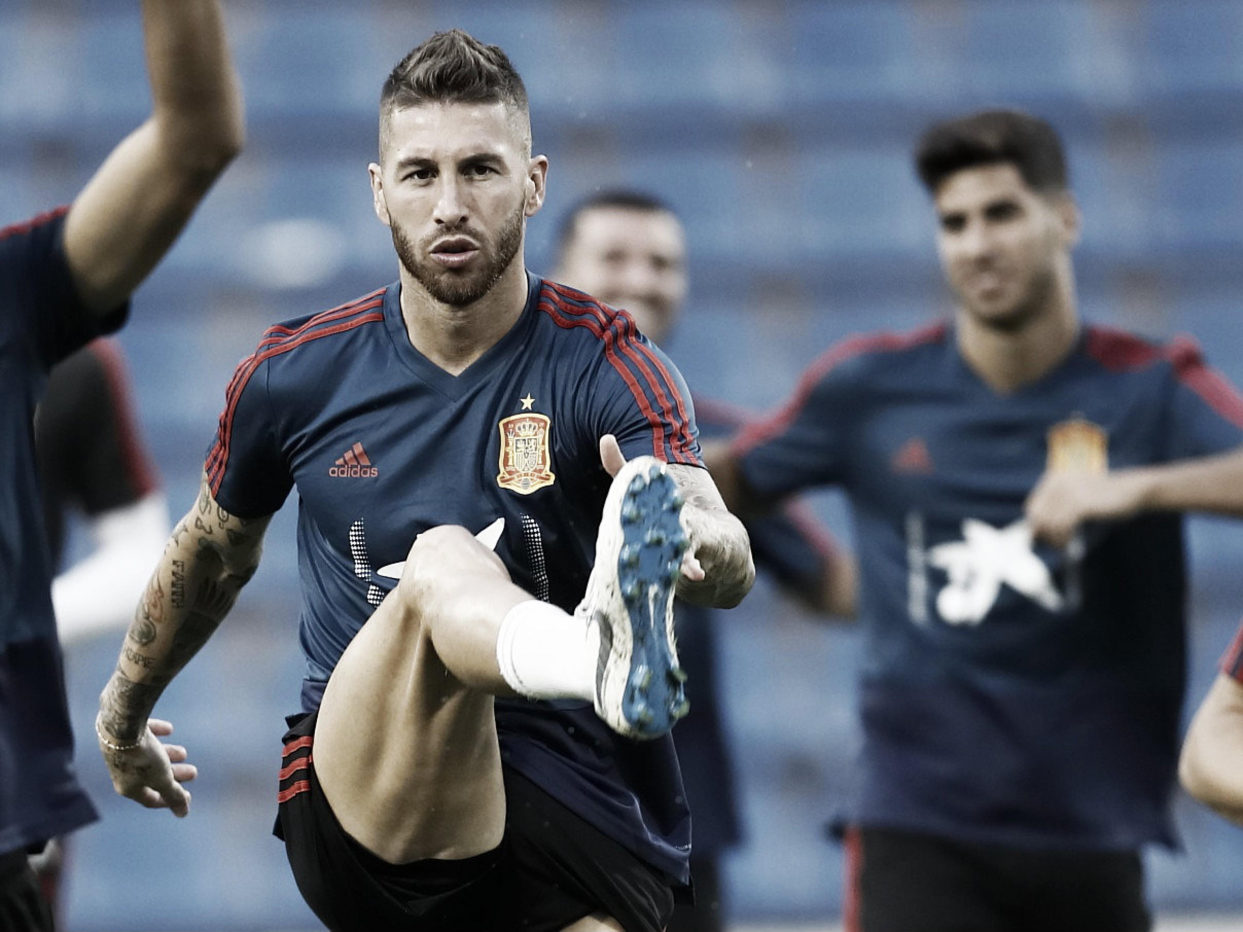 El Real Madrid es protagonista en la nueva selección de Luis Enrique