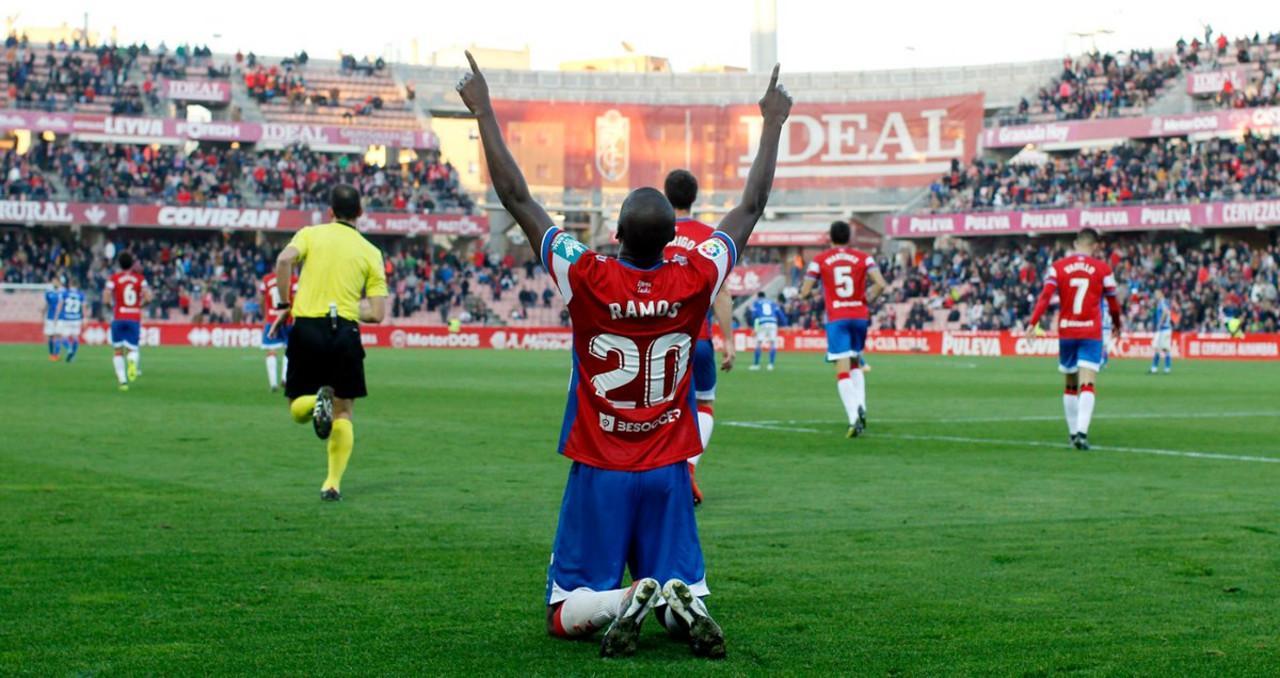 Ramos 'bendice' a un Granada CF líder