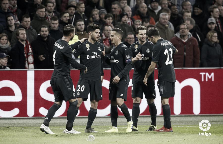 """Ramos: """"Estuvimos juntos y aprovechamos las contras"""""""