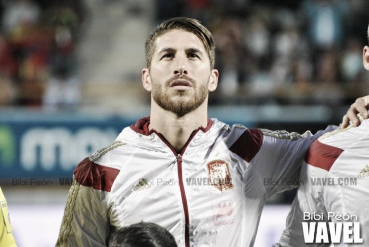 """Ramos: """"Somos una familia y sentimos los problemas personales como nuestros"""""""