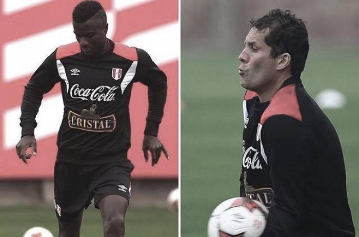 Selección Peruana: Christian Ramos y Leao Butrón ya entrenan con la 'bicolor' en La Videna