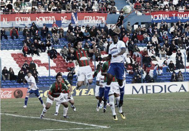 Resultado Rampla Juniors - Nacional en el Clausura 2014 (0-2)