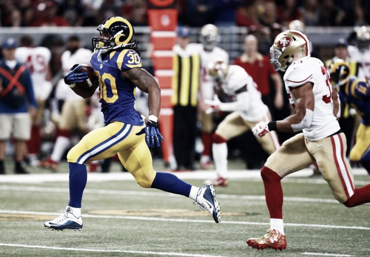 Análisis del Draft: San Francisco 49ers y Los Angeles Rams