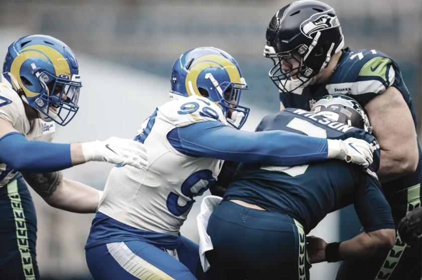 Brevin Townsell/LA Rams
