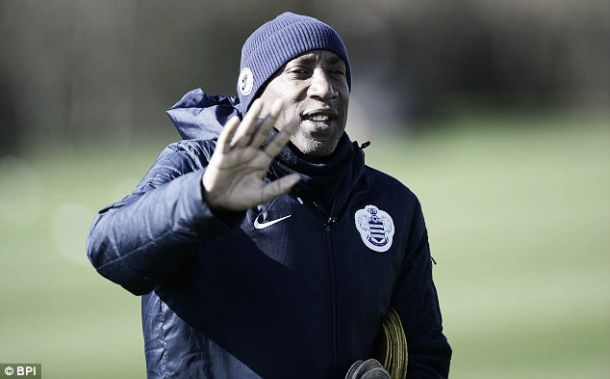 QPR part company with Chris Ramsey